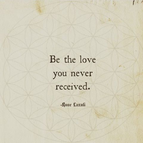 Be the love quote