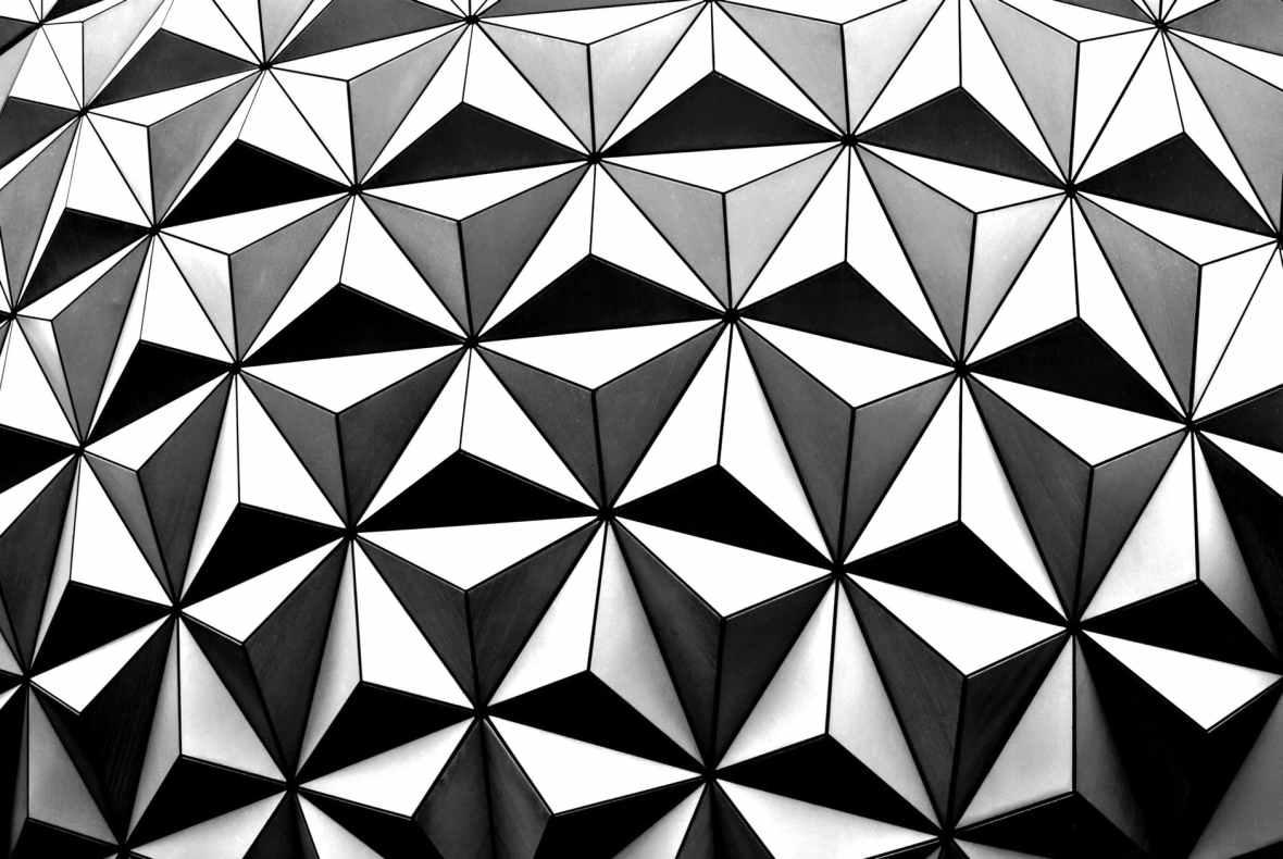 black and white diamond shape wallpaper